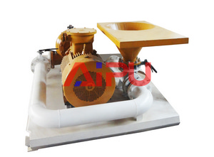 Mud mixing pump