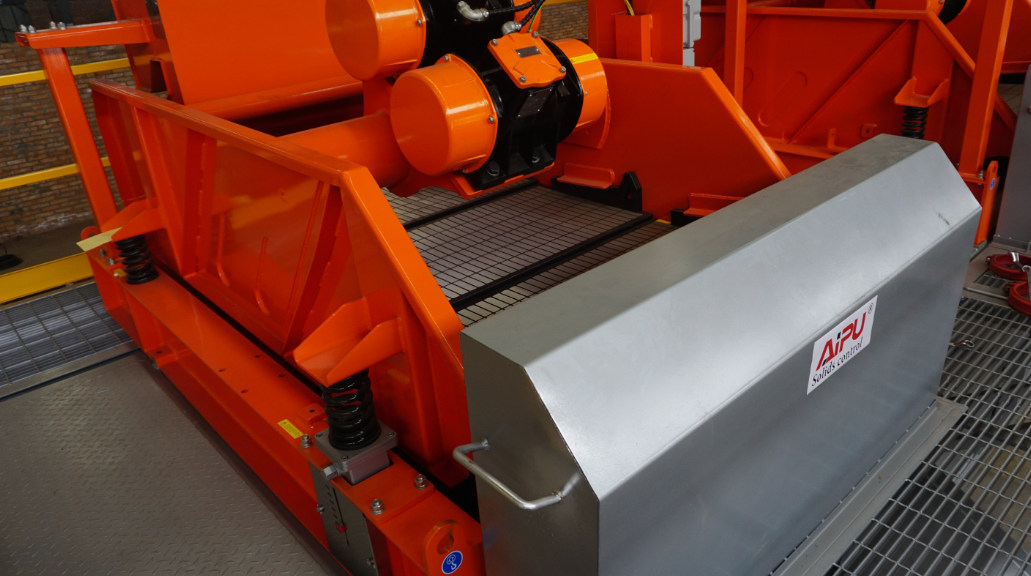 Trenchless shale shaker